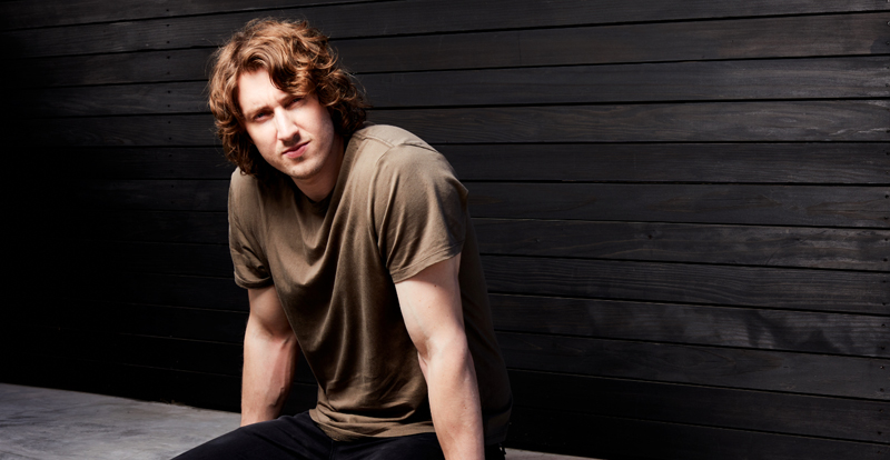 Dean Lewis: Back to the place he knows