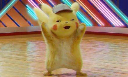 Dance with joy and watch Pokémon Detective Pikachu online now?!