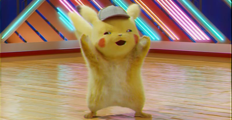 Dance with joy and watch Pokémon Detective Pikachu online now?!