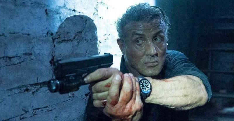 Sly Stallone has a third Escape Plan