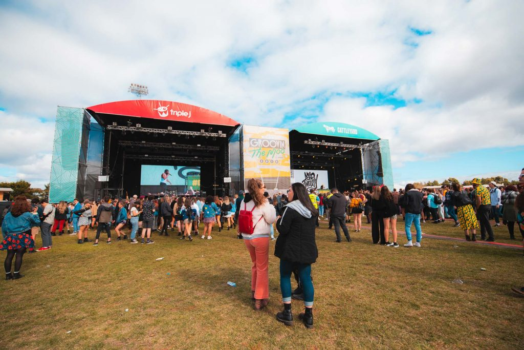 Groovin the Moo