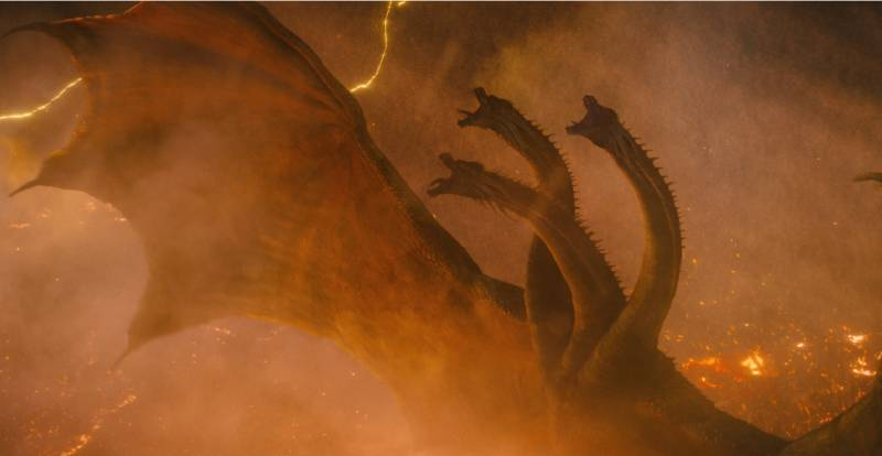 Godzilla II: King of the Monsters – review
