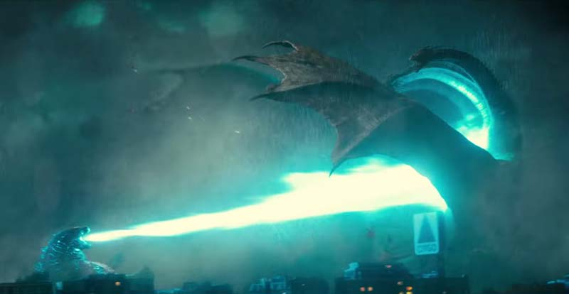 Godzilla II: King of the Monsters final look is a knockout!