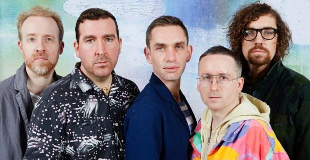 A lightly salted Q&A with Hot Chip
