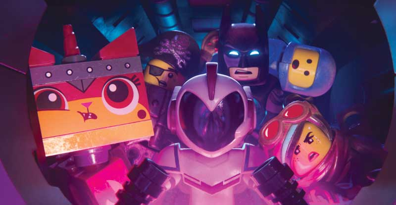 Interview with Animal Logic's Grant Freckelton – The LEGO Movie 2