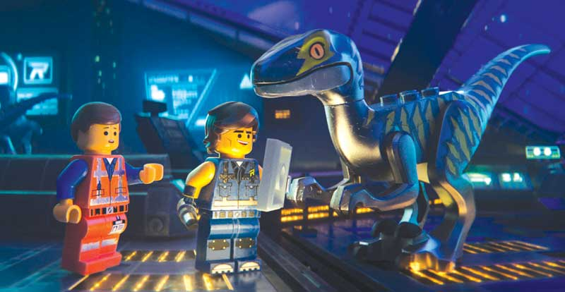 The LEGO Movie 2 on DVD, Blu-ray & 4K June 26