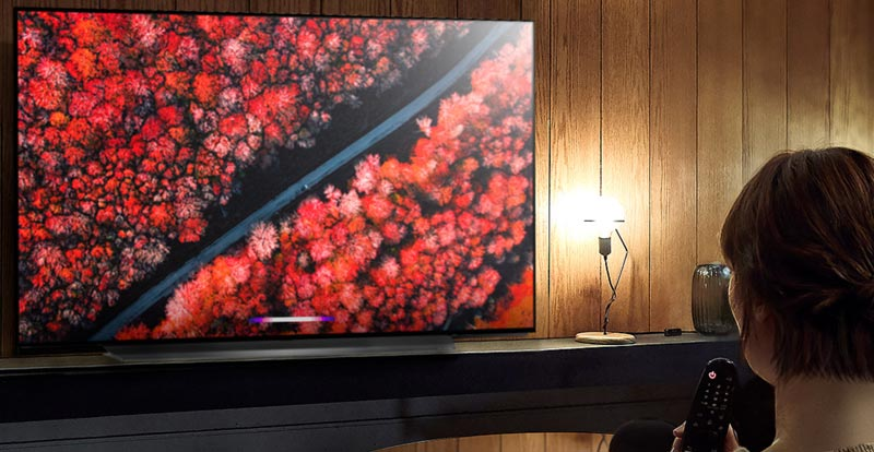 Today's TV tech the LG way