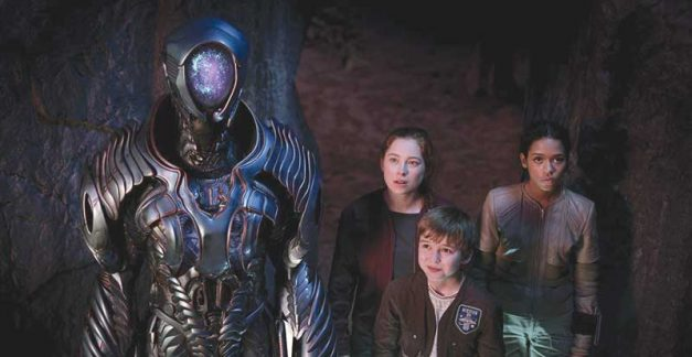 Lost in Space: Season 1 on DVD and Blu-ray June 12