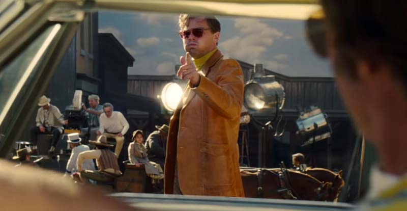 New look at Tarantino's Once Upon a Time in Hollywood