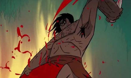 Samurai Jack creator gets bloody in Primal