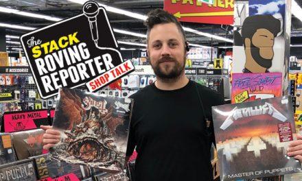 Music Talk with Steve Jenkins (JB Warrawong, NSW)