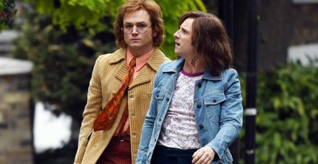 Interview with Taron Egerton and Jamie Bell – Rocketman