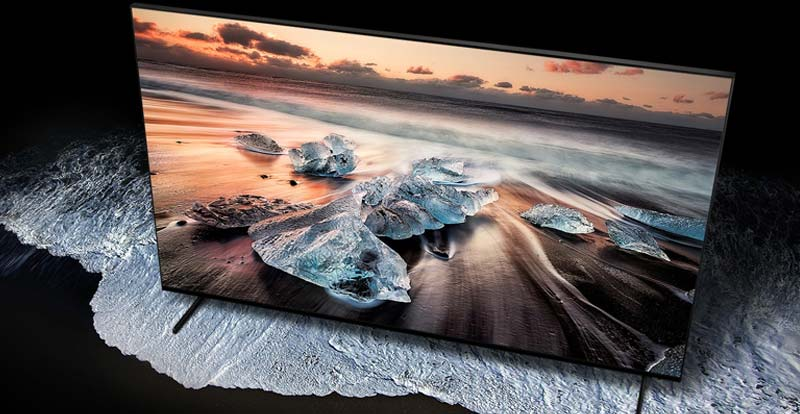 8K is here today! Samsung's range of Q900 televisions