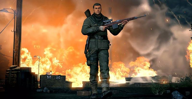 Sniper Elite V2 Remastered – review