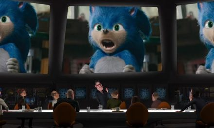 What do other animated characters think of the new Sonic trailer?