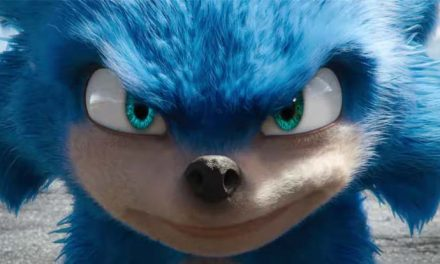 Sonic the Hedgehog trailer spins by