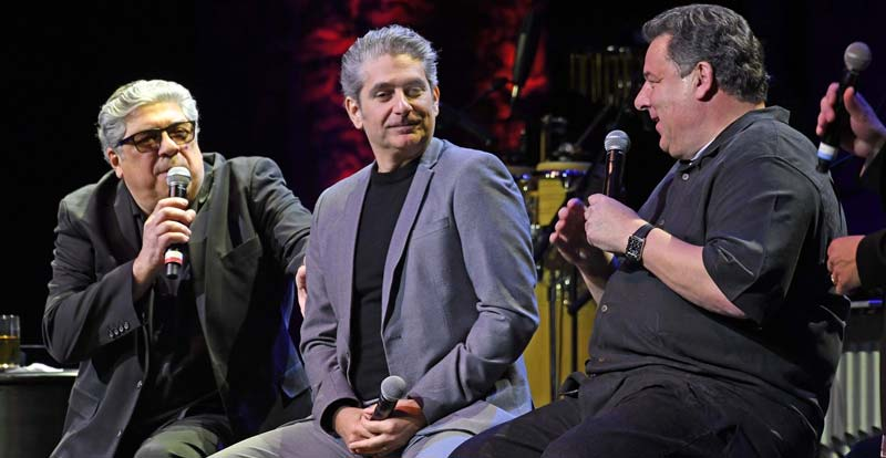 Interview with Michael Imperioli - The Sopranos - STACK | JB