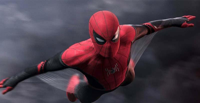 Spoiler-Man! New Spider-Man: Far From Home trailer