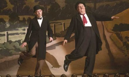 Stan & Ollie on DVD and Blu-ray June 19