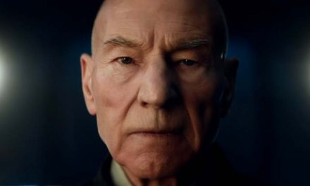 Star Trek: Picard teaser beams in