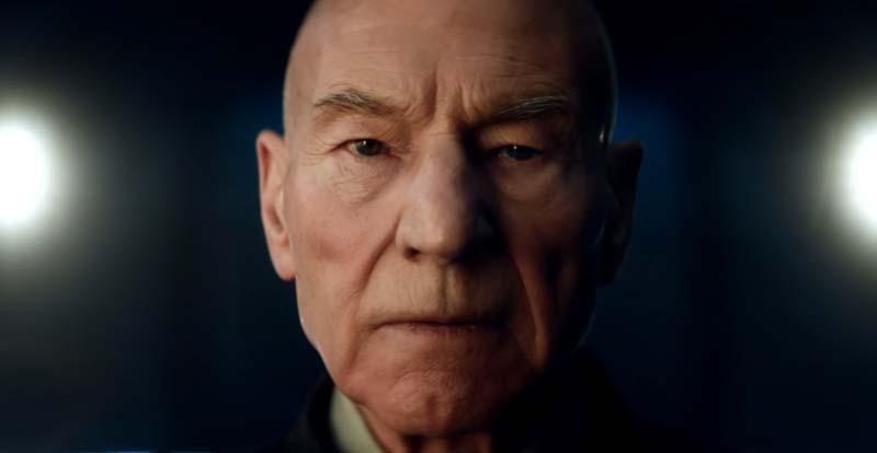 Star Trek: Picard teaser beams in