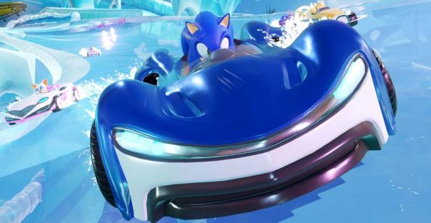 Team Sonic Racing – review
