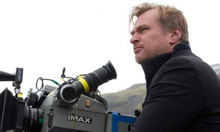 New Christopher Nolan movie is Tenet