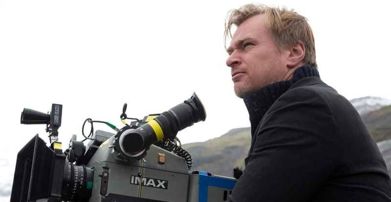 New Christopher Nolan movie is Tenet