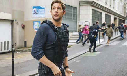Tom Clancy's Jack Ryan: Season 1 on DVD June 19