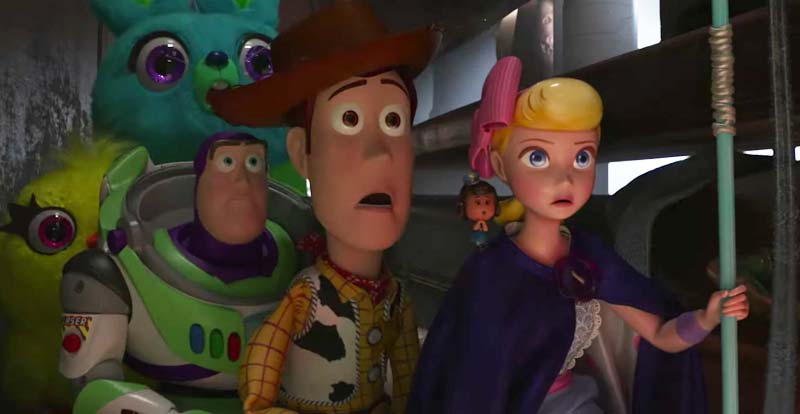 Let's go save a spork! New Toy Story 4 trailer