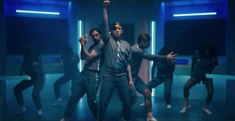 Two Door Cinema Club get spacey with 'Satellite' vid