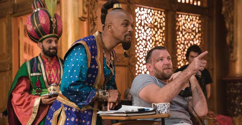 Interview with Guy Ritchie and cast – Aladdin