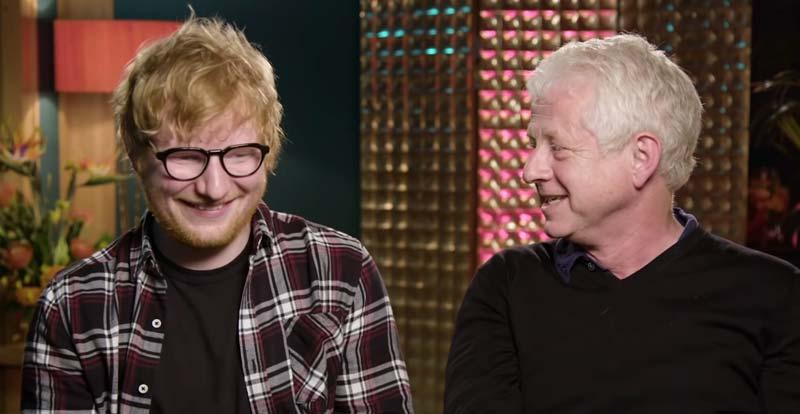 Richard Curtis and Ed Sheeran talk Yesterday
