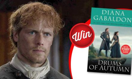 Outlander: Season 4 – book giveaway