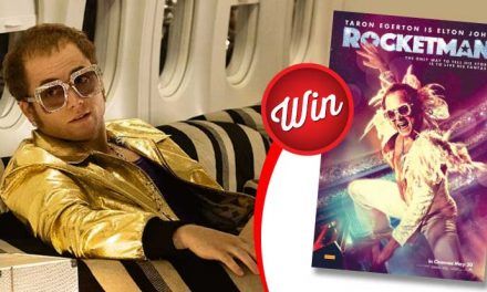 Win tickets to see Rocketman
