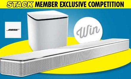 Win the ultimate Bose soundbar pack