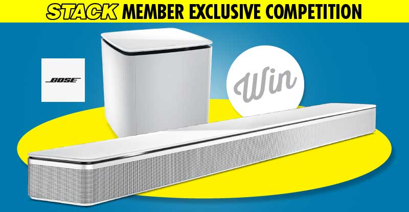 Win the ultimate Bose soundbar pack