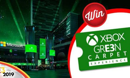 Win the Xbox green carpet experience!