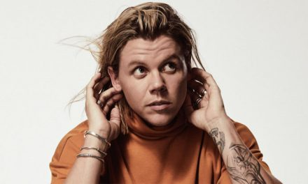 Conrad Sewell, 'LIFE' review