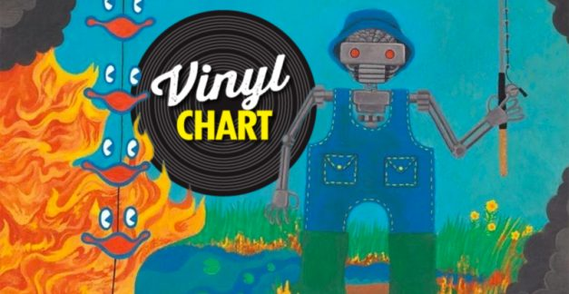 JB's vinyl chart (April 26 – May 2, 2019)