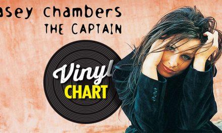 JB's vinyl chart (May 17 – May 23, 2019)
