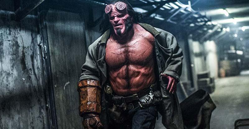4K July 2019 - Hellboy (2019)