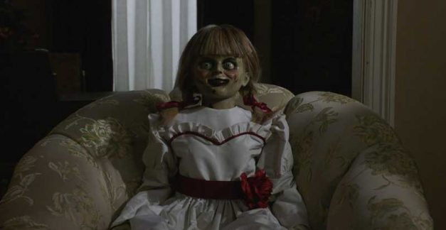 Annabelle Comes Home – review