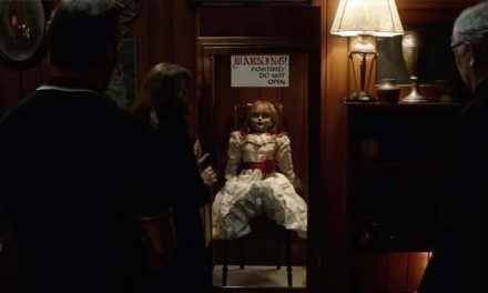 Annabelle Comes Home – in 360°!