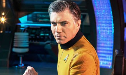 Q&A with Anson Mount – Star Trek Discovery