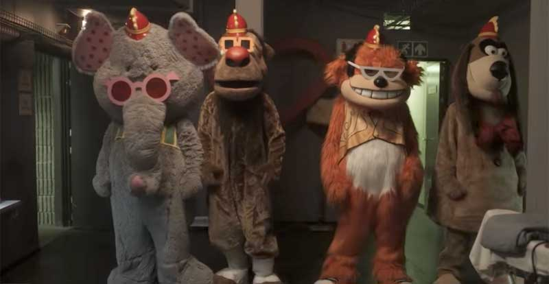 The Banana Splits Movie on DVD & Blu-ray September 4