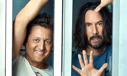 Excellent! Bill & Ted 3 has started production