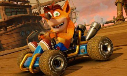 Crash Team Racing Nitro-Fueled – review
