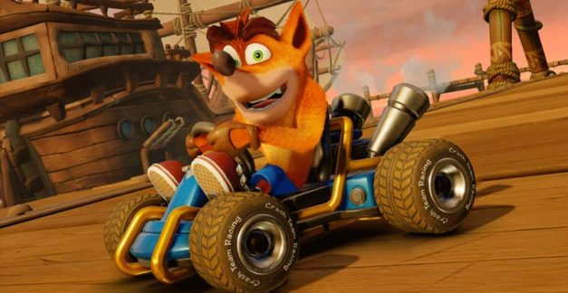 Crash Team Racing Nitro-Fueled – review