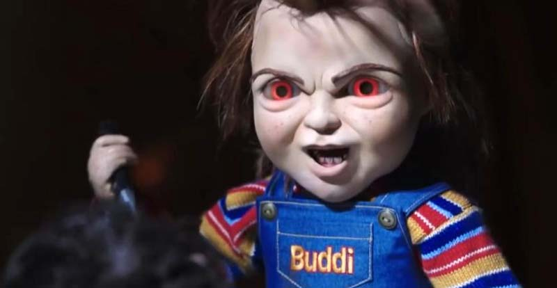 There's a Bear in there… the creepy new Child's Play theme